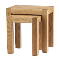 Pennycress 2 Piece Nest of Tables