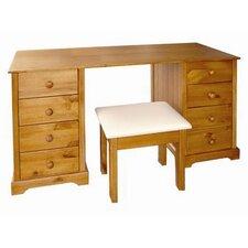 Liffler Dressing Table & Stool Set