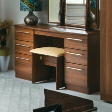Brandon Kneehole Dressing Table