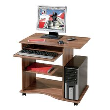 Mobile Computer Desk VIII