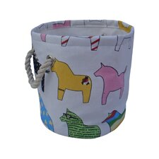 Small Round Pony Soft Storage