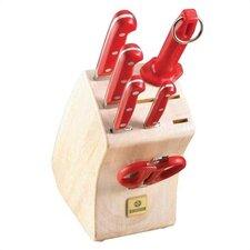 5100 Series 7 Piece Knife Block Set