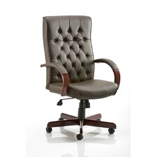 Chesterfield High-Back Executive Chair