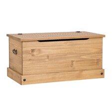 Corona Blanket Box in Solid Pine