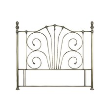 Barge Metal Headboard