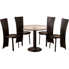 Beane 5 Piece Round Dining Set
