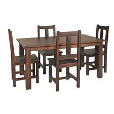 Vintage 5 Piece Dining Set