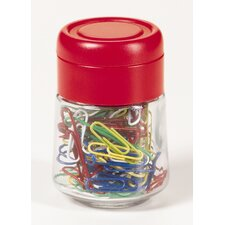<strong>Kamenstein</strong> 4 Oz Magnetic Lid Glass Jar (Set of 12)