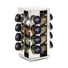16 Jar Heritage Spice Rack