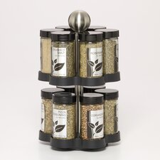 12 Jar Madison Spice Rack