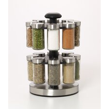 <strong>Kamenstein</strong> 16 Jar Lexington Spice Rack