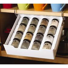<strong>Kamenstein</strong> 12 Jar Extra Drawer Spice Organizer