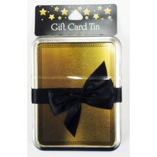 Gift Card Holder with Ribbon (Set of 6)