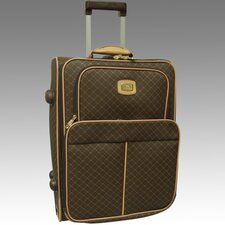 "Signature 17"" Carry-On in Brown"