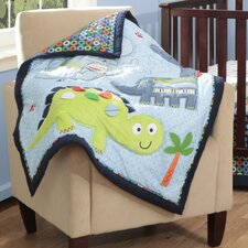 Banana Fish Little Dinos Blanket