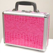 "Ladies Single Pistol Case: 3.25"" H x 11.5"" W x 9"""