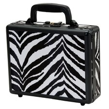 Single Pistol Case in Zebra