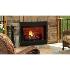 """36"""" Slim Line Natural Gas Radiant Face Gas Fireplace"""