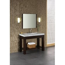 "Europa 48"" Single Bathroom Vanity Set"