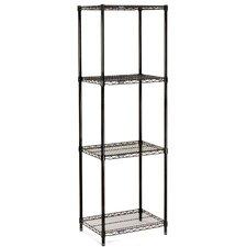 4 Shelf Shelving Unit Starter