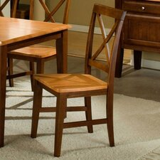 <strong>Entree Casual Dining</strong> Camden Crossback Side Chair