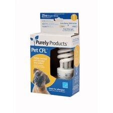 Pet CFL 7 Watt-25 Watt Equivalent Air Purifier