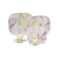 Porcelain 20 Pieces Dinner/Espresso Set