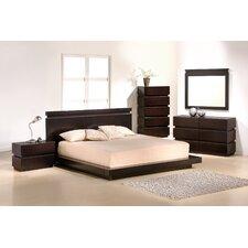 Knotch Platform Bedroom Collection
