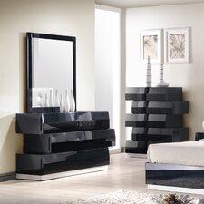 Milan Platform Bedroom Collection