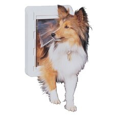 <strong>Perfect Pet by Ideal</strong> Small All Weather Pet Door