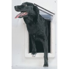 Extra Large All Weather Pet Door