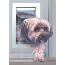 Small Patio Pet Door