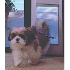 Small Tall Patio Pet Door