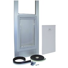 Modular Vinyl Patio Door