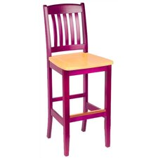 "Bulldog Two-Tone Custom Bar Stool (24"" - 30"" Seats)"