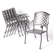 ComfortCare Stacking Dining Arm Chair (Set of 6)