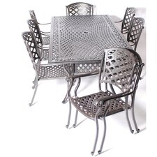ComfortCare 9 Piece Dining Set
