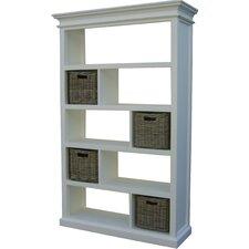 """Halifax Open 74.75"""" Bookcase"""