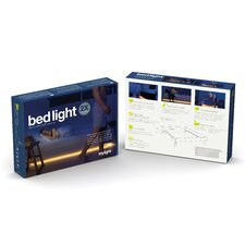 <strong>Infinita Corporation</strong> Mylight.Me LED Ambient Bedlight Kit (Pack of 2)