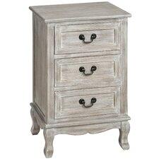 Charleston 3 Drawer Cabinet