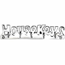 House Keys Coat Hooks