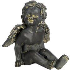 Cherub Sitting Figurine