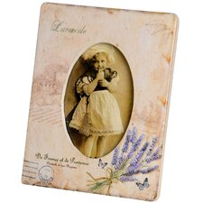Lavender Photo Frame