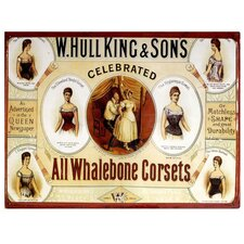 <strong>Hill Interiors</strong> W Hull King and Sons Wall Art