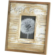 Rectangular Wood Photo Frame