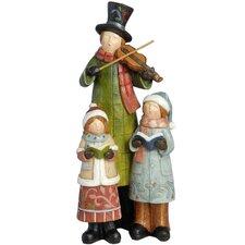 Choir Family Christmas Decoration