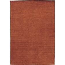 Mystique Aura/Burnished Rust Area Rug