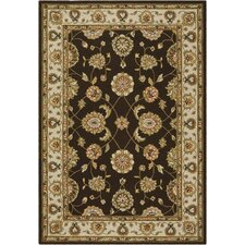 Covington Maplewood Chocolate Indoor/Outdoor Rug