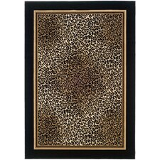 <strong>Couristan</strong> Everest Leopard Novelty Rug