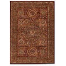 <strong>Couristan</strong> Old World Classics Mamluken Burgundy Rug